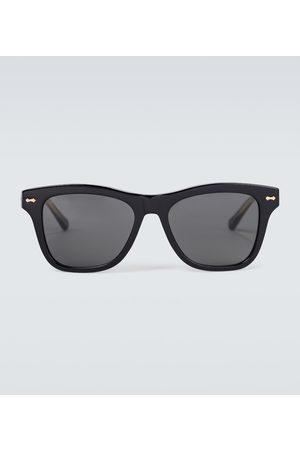 Gucci Mænd Solbriller - Square-frame acetate sunglasses