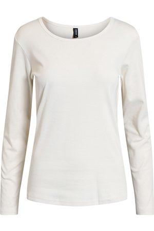 Jensen T-shirt langærmet - Vanilla Ice - S