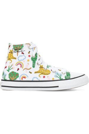 Converse All Over Print Chuck Taylor Sneakers
