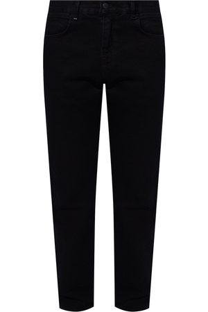 Alexander McQueen Mænd Slim - Patchede jeans