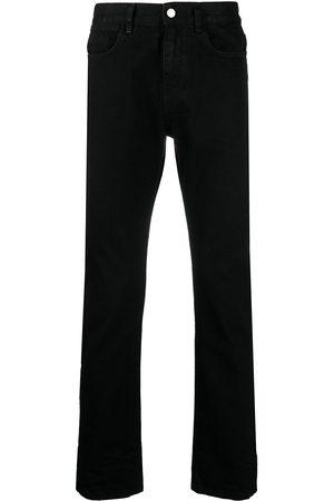 MCQ Højtaljede jeans med lige ben