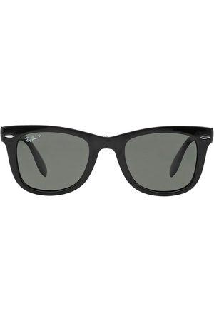 Ray-Ban Solbriller - Óculos De Sol Wayfarer Clássico RB4105 Dobrável
