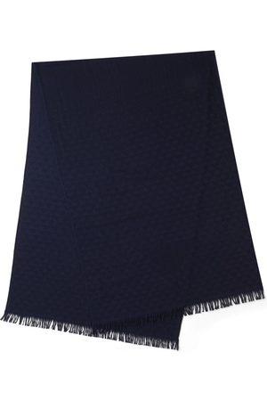 Prada Jacquard-tørklæde med frynser