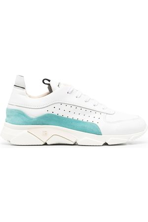 Moma Lace-up leather sneakers