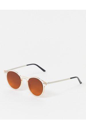 Spitfire British Summer - runde solbriller