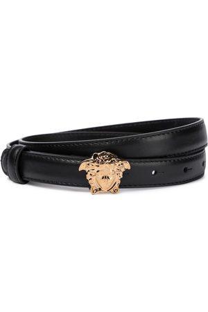 adidas Medusa leather belt
