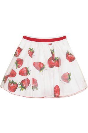 adidas Kvinder Mønstrede nederdele - Printed tulle skirt