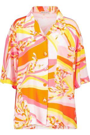 adidas Lilly printed shirt
