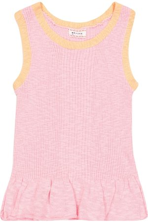adidas North cotton-blend knit top
