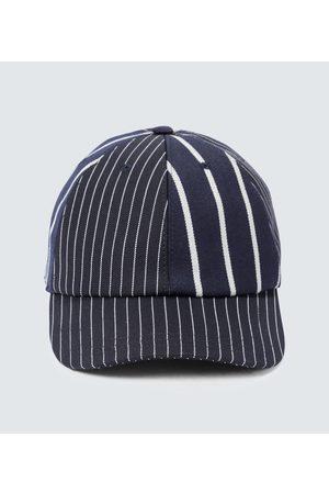 adidas Pinstriped baseball cap