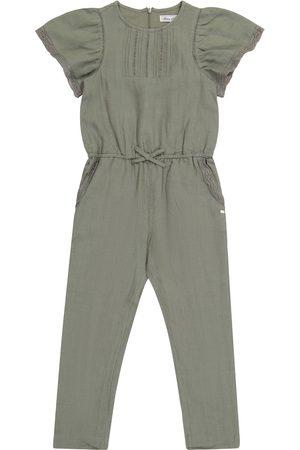 adidas Linen jumpsuit