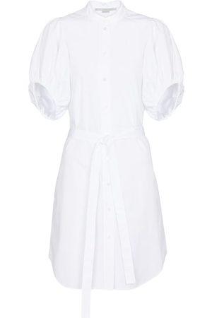 adidas Anastasia cotton shirt minidress