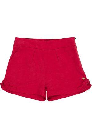 adidas Lyocell and linen shorts