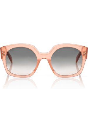 adidas D-frame acetate sunglasses