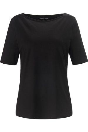 adidas Kvinder Bluser - Bluse korte ærmer i 100% bomuld Fra