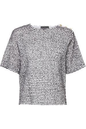 adidas Blouse Blouses Short-sleeved