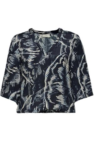 adidas Kavalentina Blouse 3/4 Blouses Short-sleeved