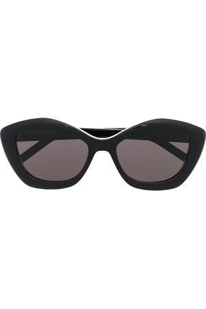 Saint Laurent Solbriller - SL68 cat-eye frame sunglasses