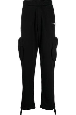 OFF-WHITE Mænd Joggingbukser - Cargo-joggingbukser med logotryk