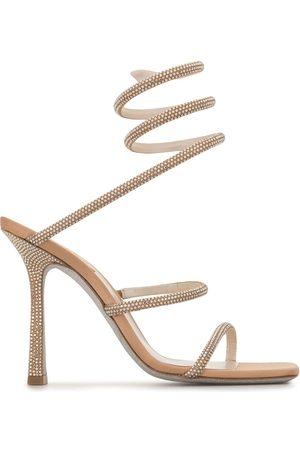 RENÉ CAOVILLA Kvinder Pumps sandaler - Højhælede Cleo sandaler