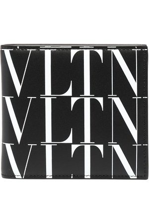 VALENTINO GARAVANI Times foldepung med VLTN-tryk