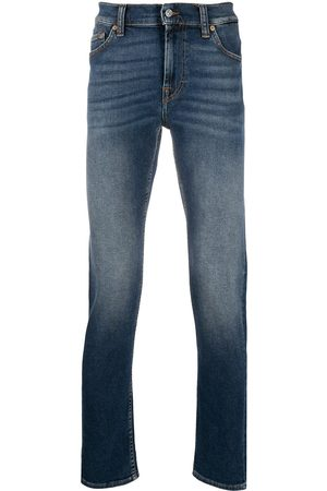 7 for all Mankind Ronnie Luxe jeans med smal pasform
