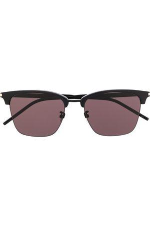 Saint Laurent Halvindfattede solbriller