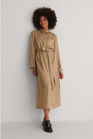 NA-KD Kvinder Kimonos - Draperet Kaftan