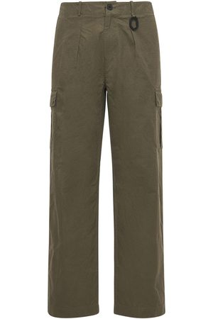 McQ Mænd Cargo bukser - Albion Ripstop Straight Leg Cargo Pants