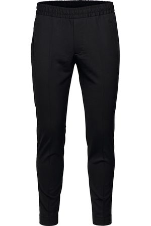 Ljung by Marcus Larsson Mænd Habitbukser - Cropped Wool Track Trs Casual Bukser