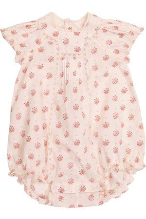 BONPOINT Bodies - Baby Lotti floral cotton bodysuit