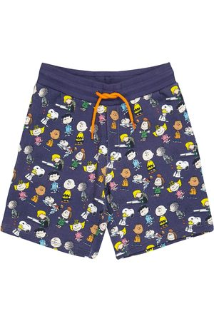 The Marc Jacobs X Peanuts® printed cotton shorts