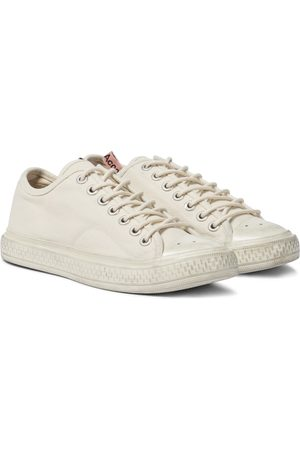 Acne Studios Kvinder Sneakers - Canvas sneakers