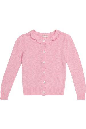MORLEY Nessy cotton-blend cardigan