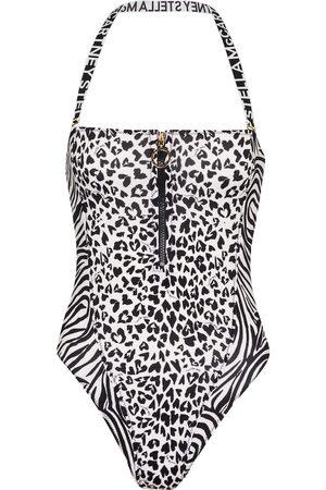 Stella McCartney Kvinder Badedragter - Animal-print swimsuit