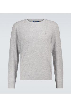 Polo Ralph Lauren Mænd Trøjer - Long-sleeved cotton sweater