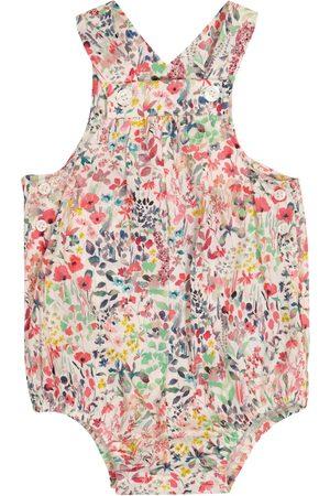 BONPOINT Bodies - Baby Ever Liberty floral cotton bodysuit