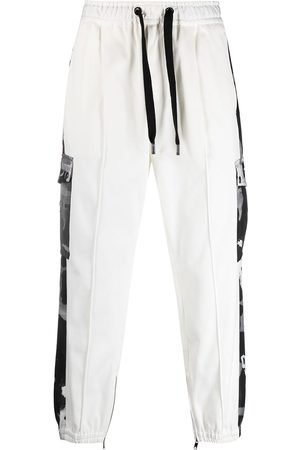 Dolce & Gabbana Joggingbukser med kamuflagetryk