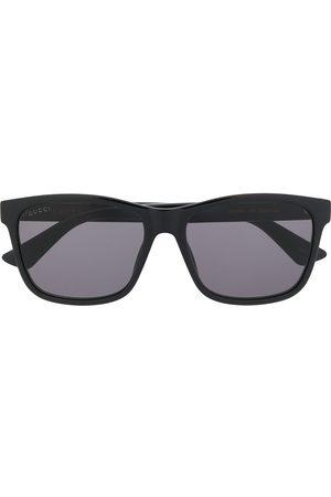 Gucci Mænd Solbriller - Rektangulære solbriller
