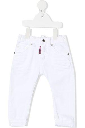 Dsquared2 Five pocket straight-legged jeans