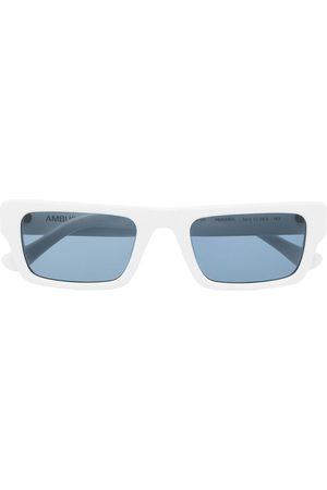 AMBUSH Solbriller - Tonede rektangulære solbriller