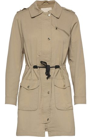 Freequent Kvinder Trenchcoats - Fqrosa-Ja-L Trenchcoat Frakke