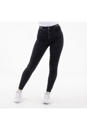 Calvin Klein Kvinder High waist - High rise super skinny ankle