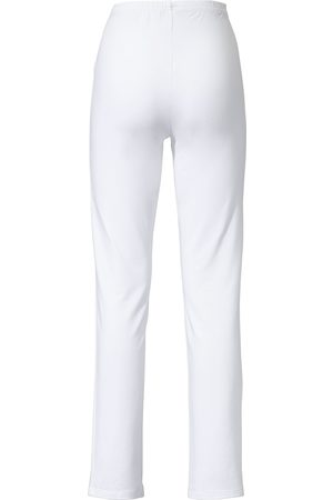 Green Cotton Kvinder Leggings - Leggings Fra