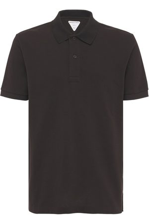 Bottega Veneta Cotton Piqué Polo