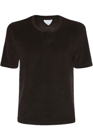 Bottega Veneta Cotton Terrycloth T-shirt