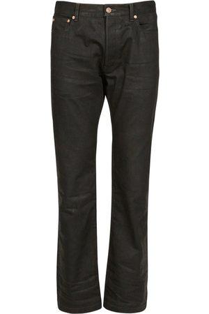 Balenciaga Japanese Cotton Denim Jeans