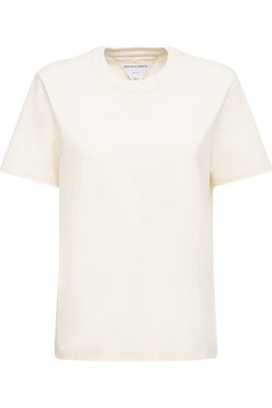 Bottega Veneta Light Cotton Jersey T-shirt