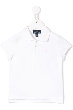 Ralph Lauren Piger Poloer - Polotrøje med broderet logo