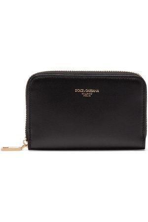 Dolce & Gabbana Pung med lynlås og logo